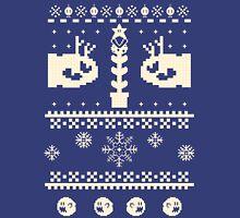 Ugly Mario Christmas Sweater Unisex T-Shirt