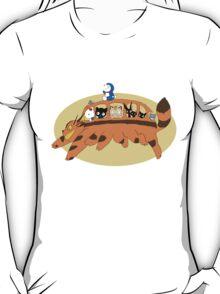 Cat Catbus T-Shirt