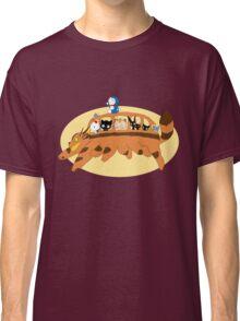 Cat Catbus Classic T-Shirt