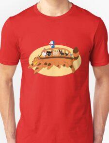Cat Catbus Unisex T-Shirt