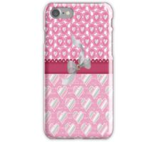 Pink Hears iPhone Case/Skin