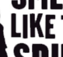 Teen Spirit Sticker