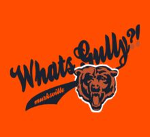 Whats gully? (BEARS)  by Diggsrio