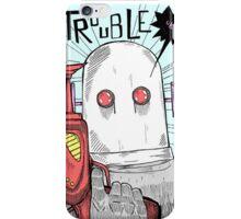 Robotic Tribulations iPhone Case/Skin