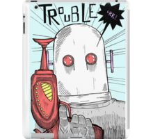Robotic Tribulations iPad Case/Skin
