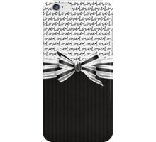 Classic Love iPhone Case/Skin