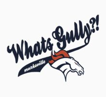 Whats gully? (BRONCOS)  by Diggsrio