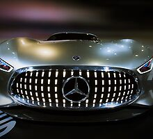 Mercedez Benz Concept Car by Jerome Obille