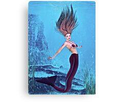Aquatic Realm Canvas Print