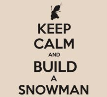 Keep Calm and Build a Snowman by Page 394