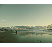PANTONE - THE SILENCE Photographic Print