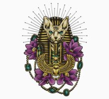 PHARAOH CAT Kids Clothes