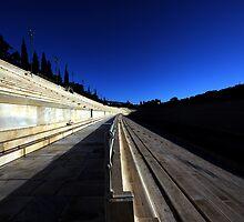 Light and shadows on the marble... by Sotiris Papadimas