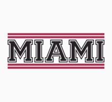 Miami Stripes Logo by Style-O-Mat
