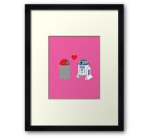 R4 + R2 Forever Framed Print
