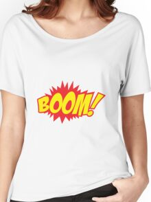 Boom! II Women's Relaxed Fit T-Shirt