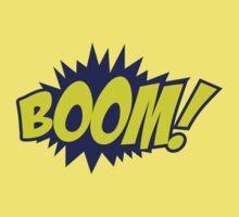 Boom! III One Piece - Short Sleeve