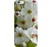 floral baby iPhone Case/Skin