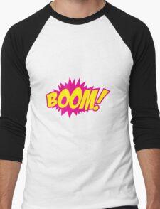 Boom! IV Men's Baseball ¾ T-Shirt