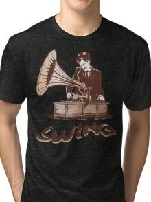 Swing it Sister Tri-blend T-Shirt