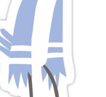 Mordecai Sticker