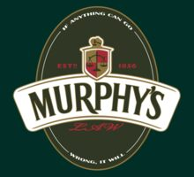 Murphy's Law by La Camisola