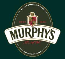 Murphy's Law by La Camisola