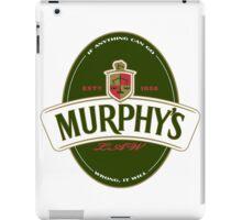 Murphy's Law iPad Case/Skin