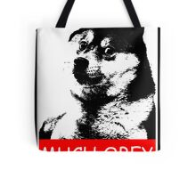 Much Obey Tote Bag
