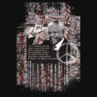 nelson mandela by arteology