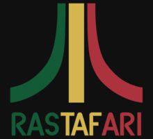 Rasta-Atari by La Camisola