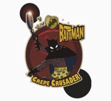 BATTA-MAN: THE CREPE CRUSADER by VictoriaDarby