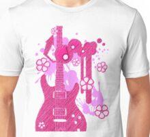 GUITAR-POP TUNES Unisex T-Shirt