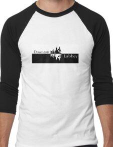 Downton Labbey Men's Baseball ¾ T-Shirt