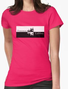 Downton Labbey Womens Fitted T-Shirt