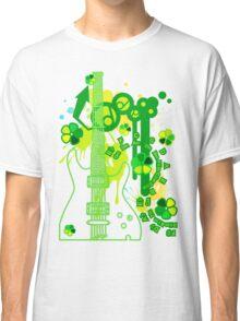 GUITAR-POP TUNES Classic T-Shirt
