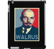 Walrus iPad Case/Skin