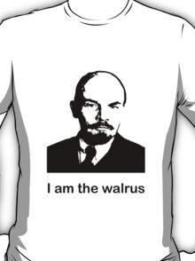 The Walrus was VI Lenin T-Shirt