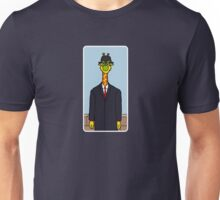 Art Giraffe- Son of Man t-shirt Unisex T-Shirt