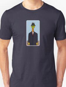 Art Giraffe- Son of Man t-shirt T-Shirt