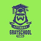 GraySchool II IPad by loku