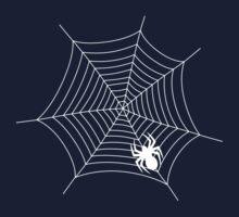 Spider web Kids Tee