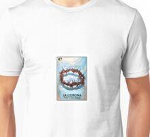 La Corona - The Crown - Loteria Unisex T-Shirt
