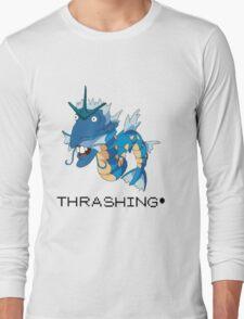 Thrashing! Nigeldos Long Sleeve T-Shirt