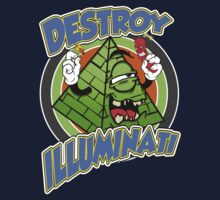 Destroy Illuminati - Anti New World Order by mlike1