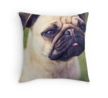 Cute Pug *PROCEEDS TO CHARITY* Throw Pillow