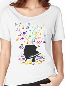 Flabby_Expression Women's Relaxed Fit T-Shirt