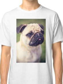 Cute Pug *PROCEEDS TO CHARITY* Classic T-Shirt