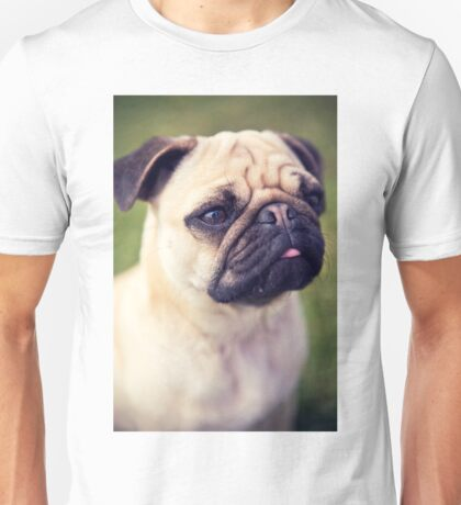 Cute Pug *PROCEEDS TO CHARITY* Unisex T-Shirt