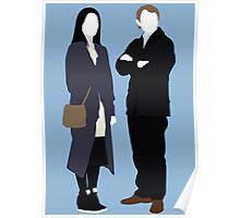 The Watsons - Sherlock/Elementary Poster